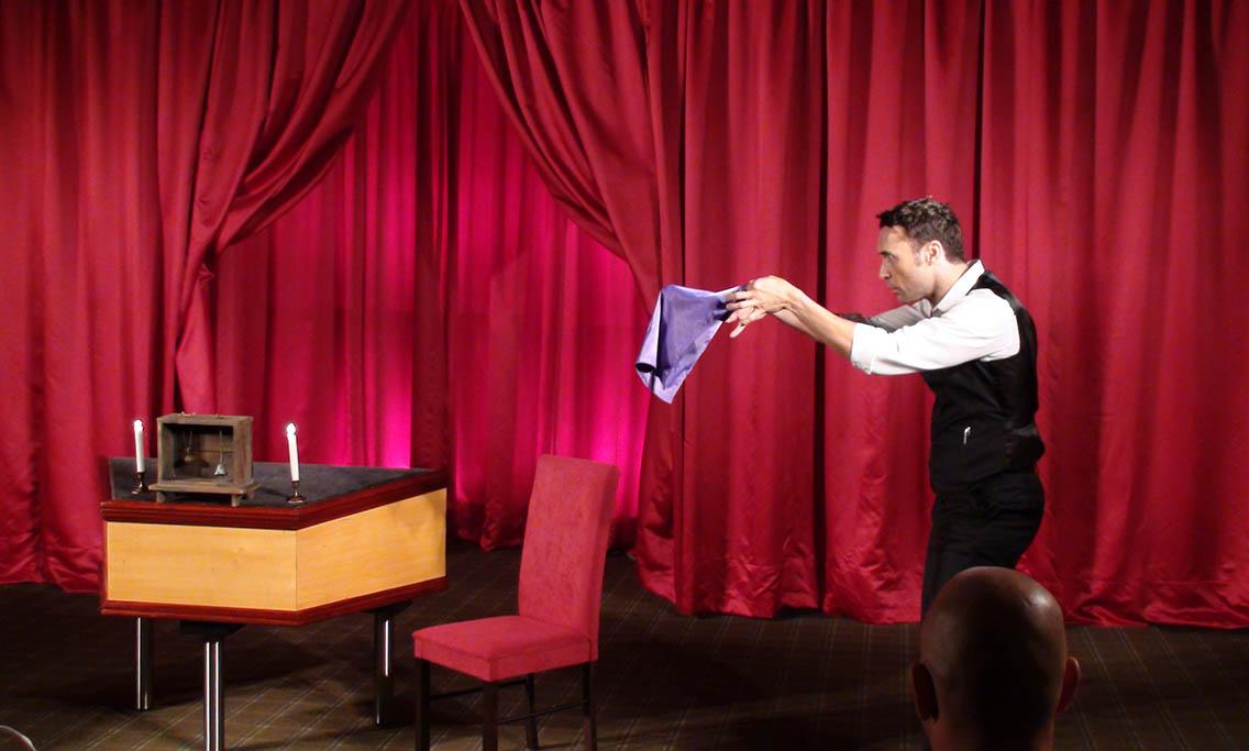 Jack - maître magicien