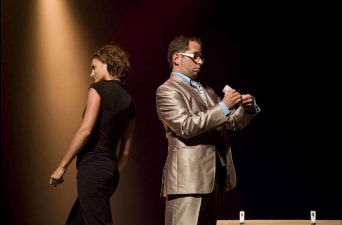 Michel Huot le magicien