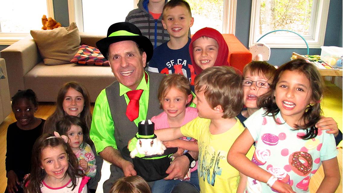 magicien pour fëte d'enfants