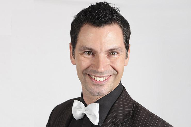 Danys Hamel le magicien pour événements corporatifs